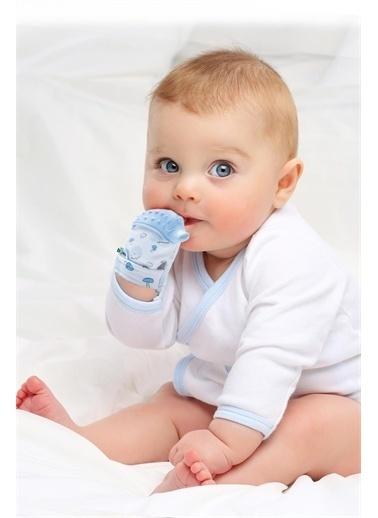 BabyJem Babyjem Diş Kaşıyıcı Eldiven Kirpi Pembe